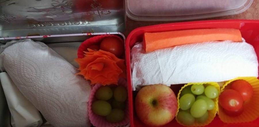 ארוחת עשר- תפריט מאוזן לילדים