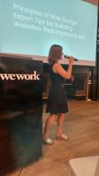 כנס קבוצת ״וויקס - פשוט לבנות אתר״