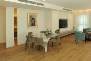 עיצוב בית - דירה בתל אביב