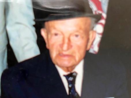 סבא שלי היה איש קשה