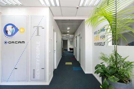 משרדי חברת  אורקם בירושלים