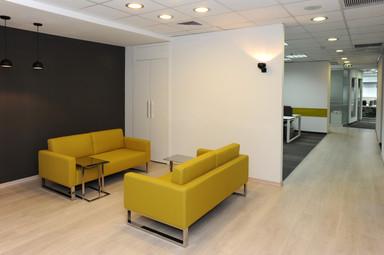 UFX - עיצוב משרדים