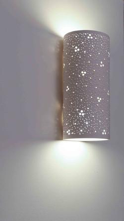 מנורת קרמיקה