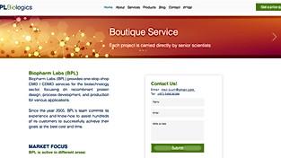 Biopharm Labs (BPL)