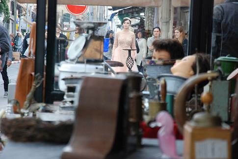 שוק הפשפשים - צילום אומנותי