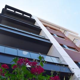 כניסה לבניין - חברת ניהול