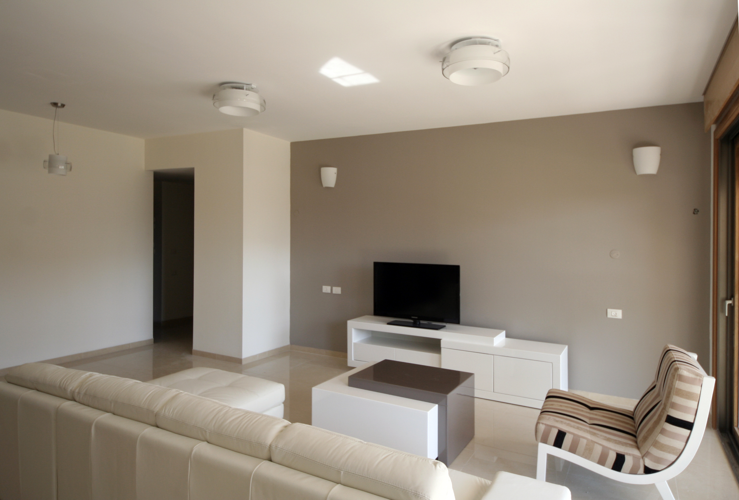 Luxury renovation in Israel