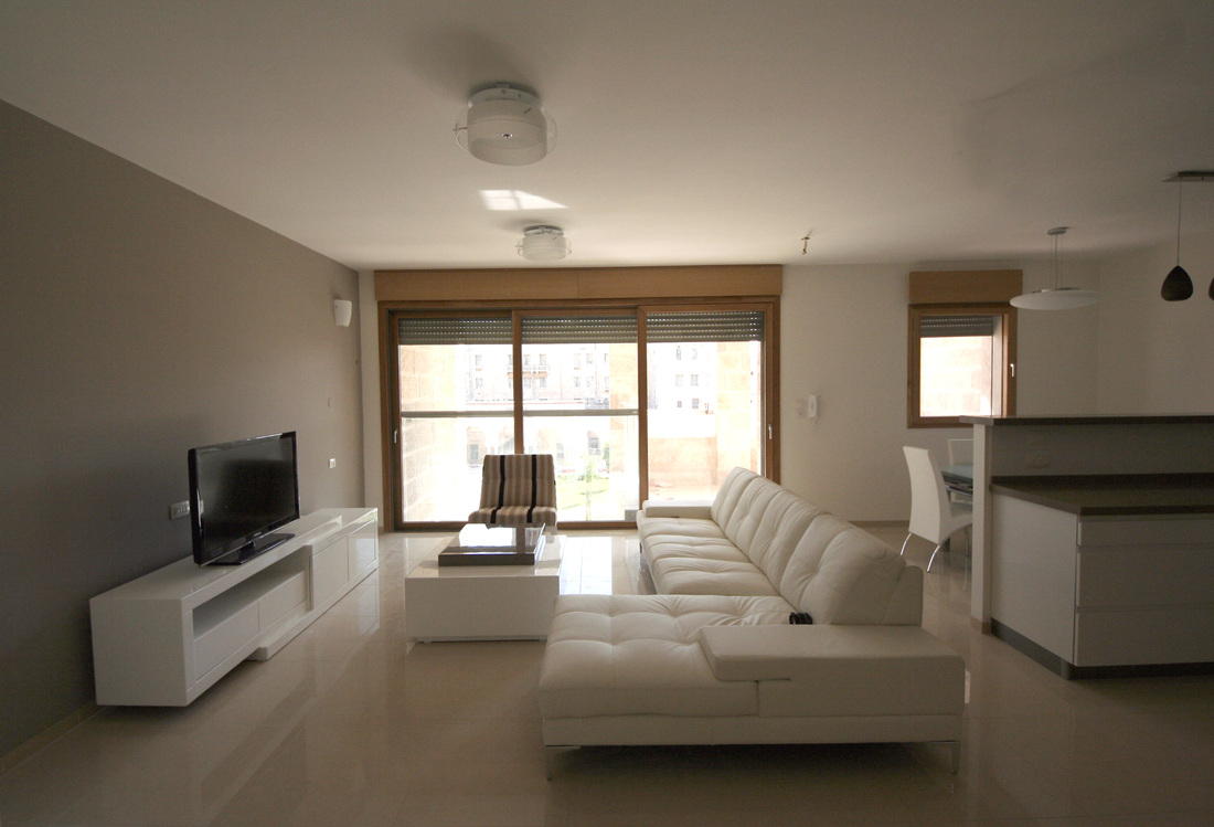 Luxury apartment in Jerusalem