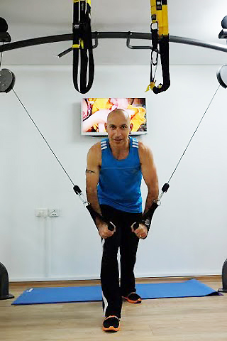 אמיר מאיר- מאמן כושר אישי