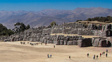 The georadar research of Sacsayhuaman archaeological complex