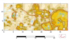 2D map