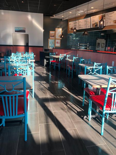 Moe's Southwest Grill, Austell Ga.