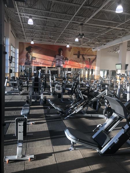 LA Fitness, Atlanta Ga.