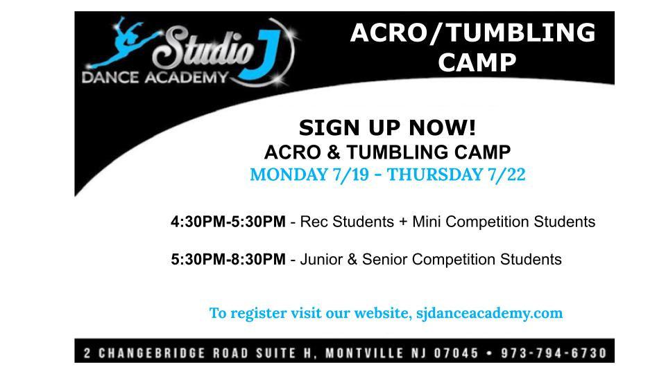 Studio J Dance Academy  2021 Summer Dance Camp Schedule.jpg