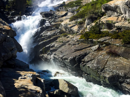Breathtaking Trail in South Lake Tahoe: Horse Tail Falls