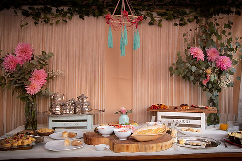 Servicio Decoración Matrimonios o Celebraciones