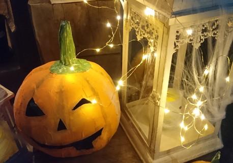 Calabazas para Halloween :)