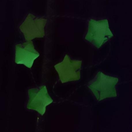 Guirnaldas Glow in the dark!
