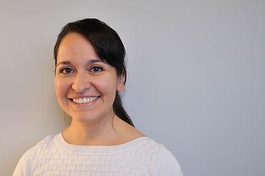 Winnipeg physio Liza Cordova