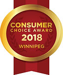 Winnipeg consumer choice award