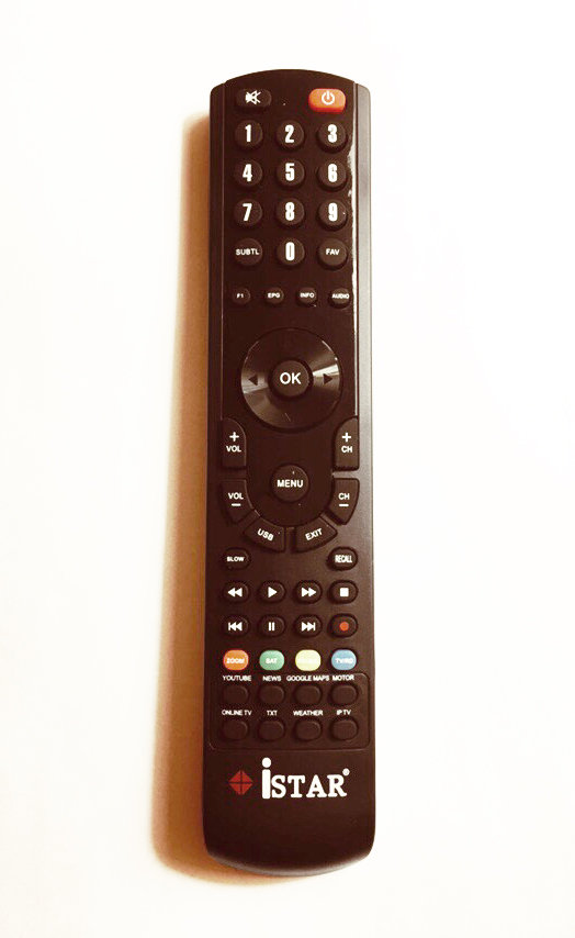 iStar Korea Remote Control for OLD Models