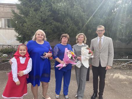 Поздравление депутатов от КПРФ с 1 сентября.