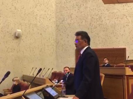 Депутат-коммунист потребовал от прокурора Башкирии расследовать избиение защитника Куштау