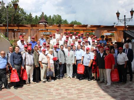Сегодня 3 июля в Уфе состоялась XXVIII (внеочередная) республиканская Конференция БРО КПРФ.