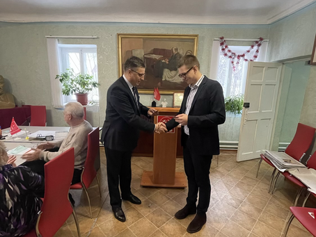 06 февраля 2021 года состоялось заседание Пленума Салаватского ГК КПРФ.