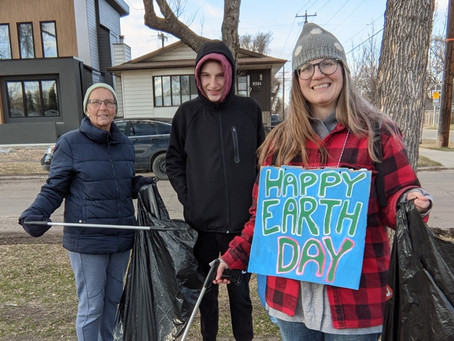 Earth Month 2021 - The Great Garbage Challenge