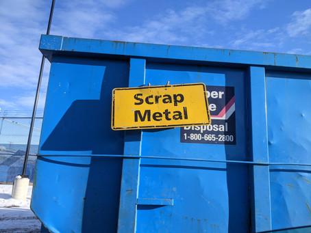 ACTION: Scrap Metal