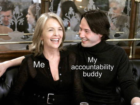 Accountability Club 2021 - Now Open for New Members