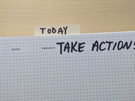Take Action - Today July 8, 2020