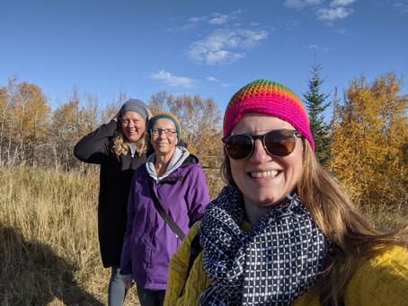 On Saturday We Hike