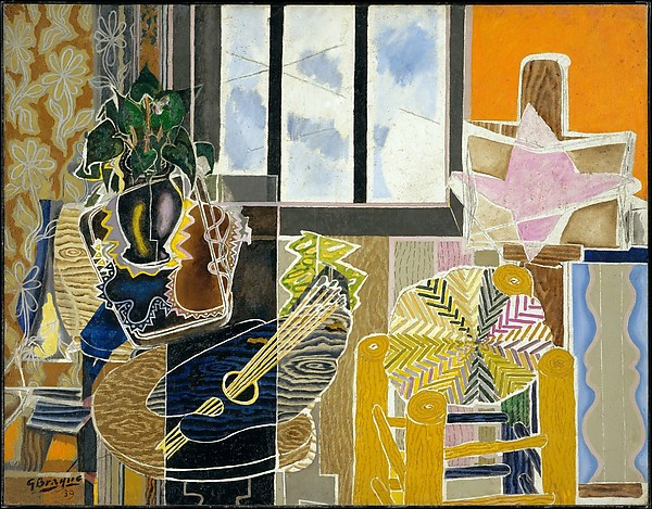 The Studio by George Braque