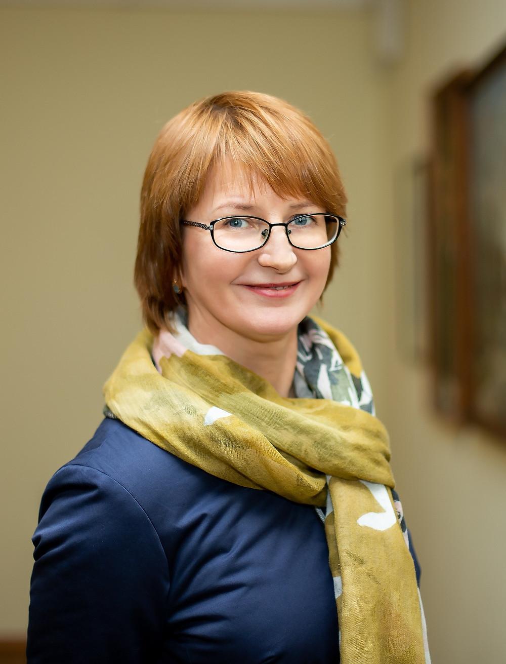 Председатель Комитета по государственному устройству и местному самоуправлению Законодательного Собрания Республики Карелия Анна Валерьевна Лопаткина