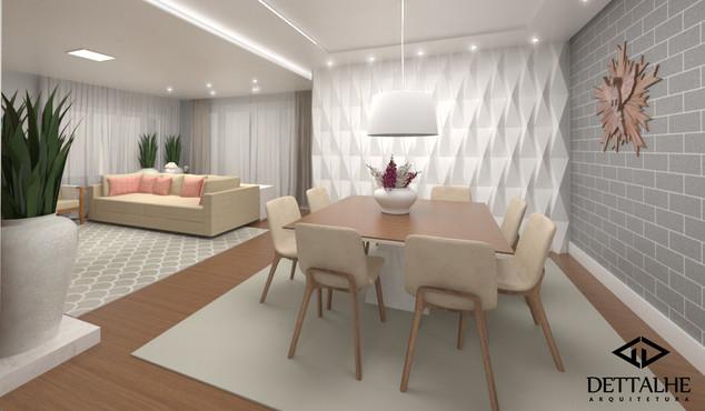 Sala de Jantar / Estar