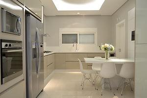 Projeto Interiores Cozinha Arquitetura Rio do Sul