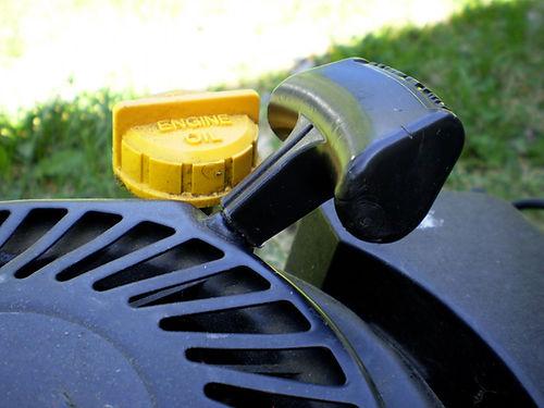 Lawn Mower Filter