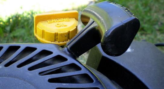 Rasenmäher Filter