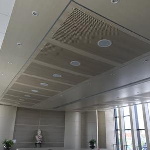 Habillage plafond