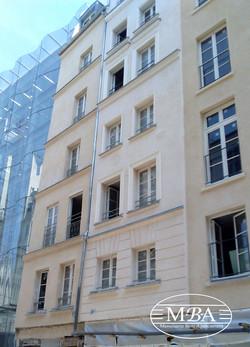 Fenêtres - Paris