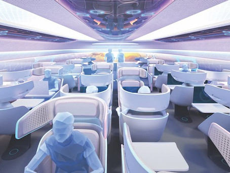 The Future of Flying to the Future of Space