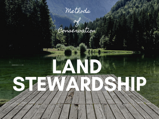 Methods of Conservation: Land Stewardship