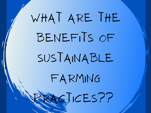 Large-scale adoption of sustainable farming across the world