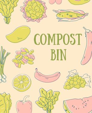 Creating a Beginner's Compost Bin