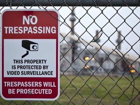 Penal code section 601- Aggravated Felony Trespass