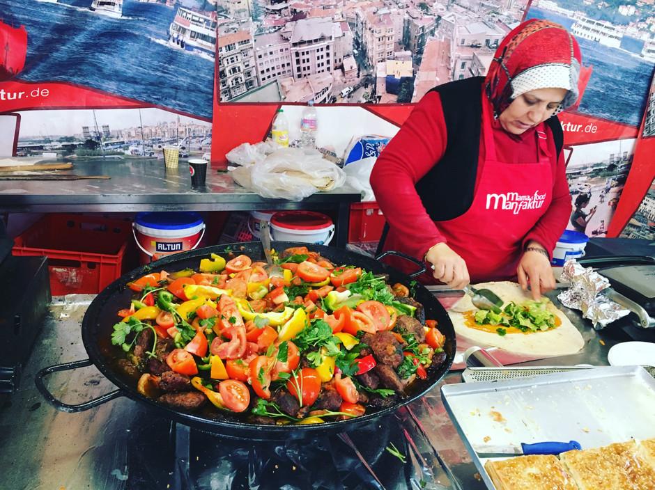 My First Türkisch Market