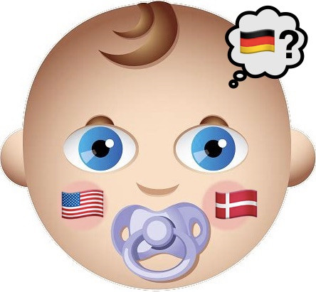 We're Having an American/Danish/German-by-Association Baby!