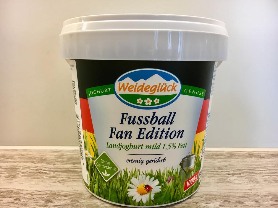 Even This Yogurt Couldn't Help Deutschland